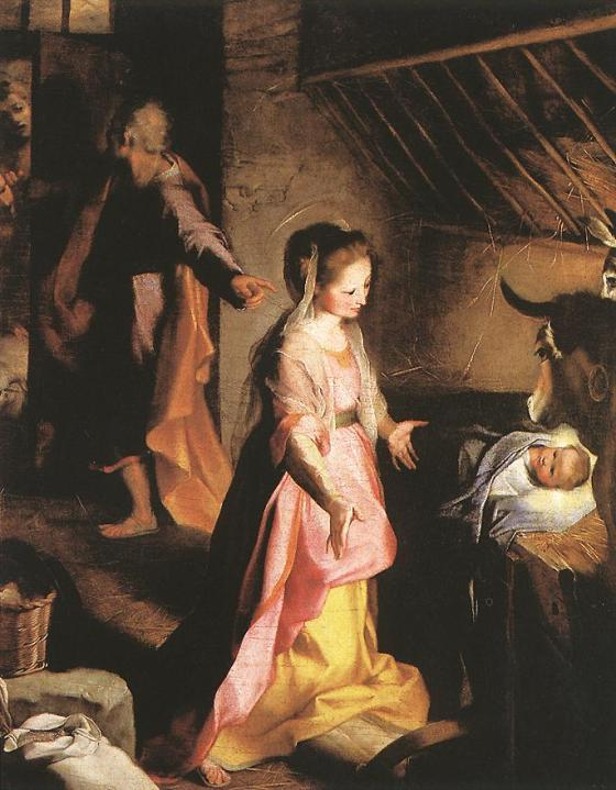 La Natividad (h. 1597), Museo del Prado