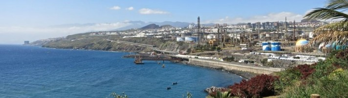 Refinería de Santa Cruz de Tenerife