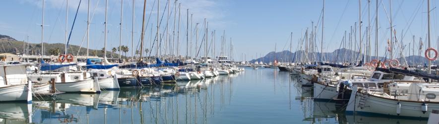Puerto de Pollensa, Mallorca